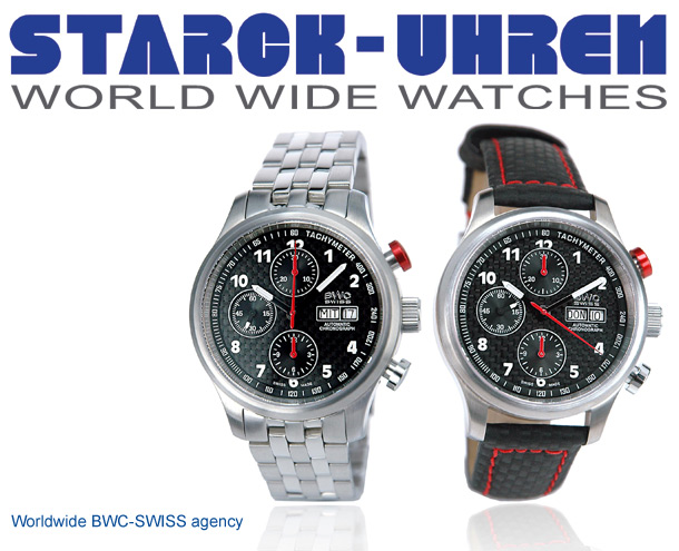 Starck-Uhren Specialist for Promotional and Privat-Label Watches!